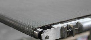 Wirebelt Conveyor - Wirebelt conveyors